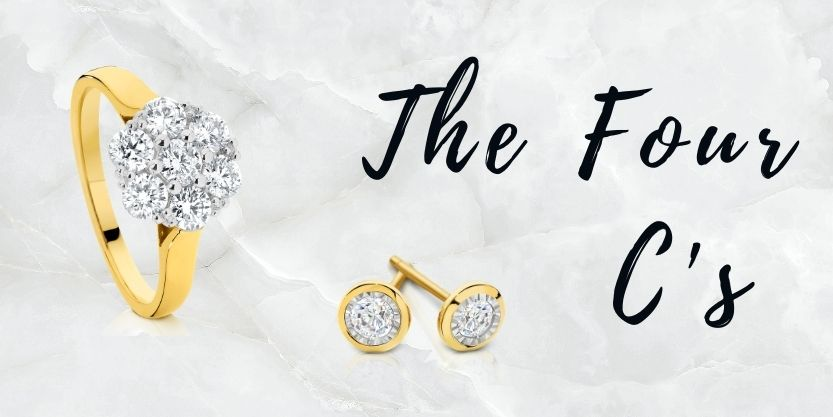 Considering buying diamonds for yourself or a loved one? This blog will teach you the 4 C's of diamonds.