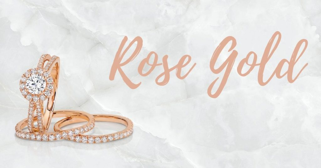 This blog is all about one of the most popular metals - rose gold!