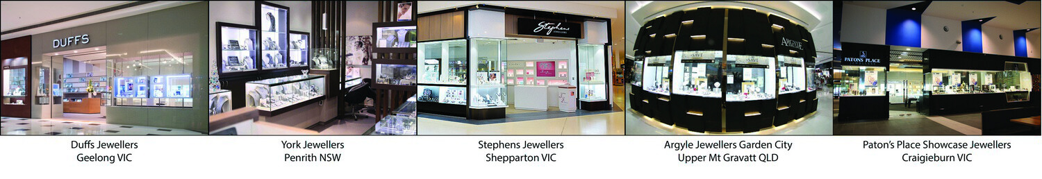 Showcase Jewellers Customers