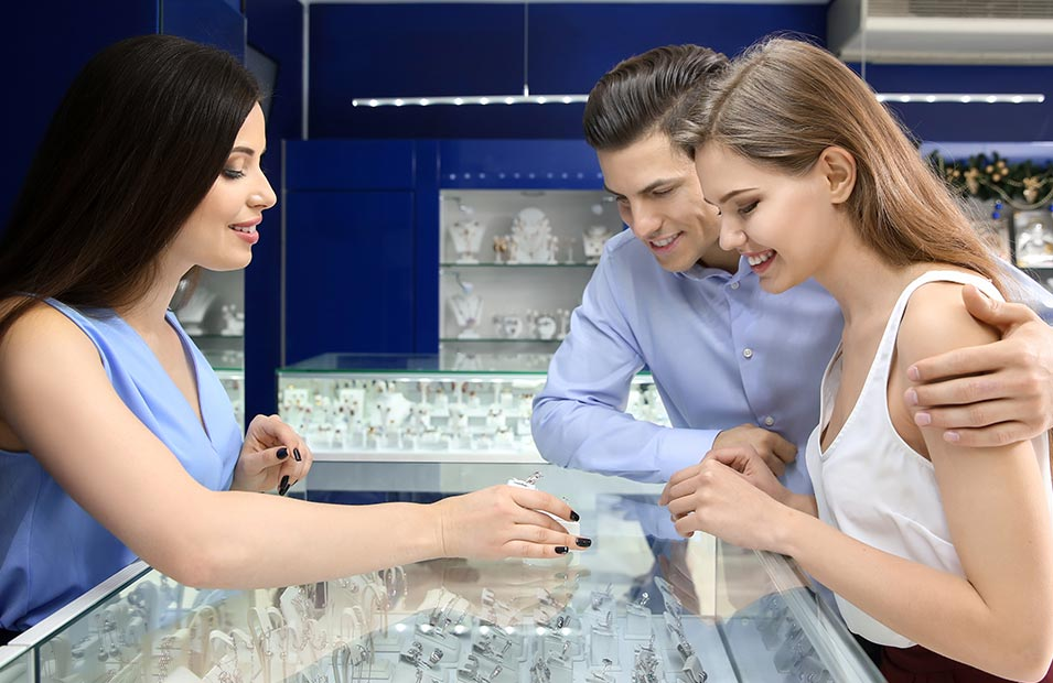 Jewellery Collection At Showcase Jewellers